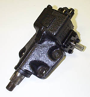 ford ranger manual steering box