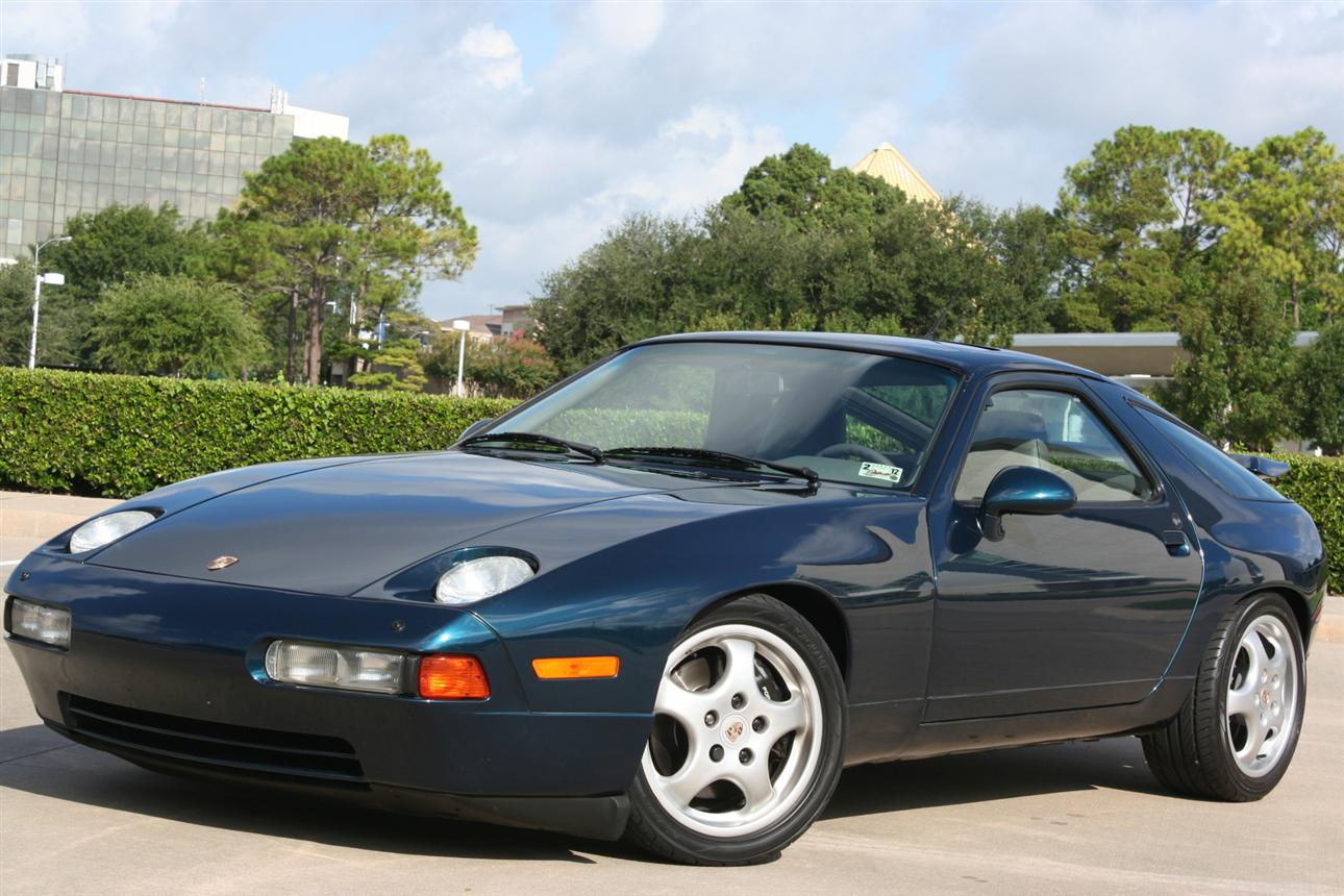 1995 porsche 928 gts manual for sale
