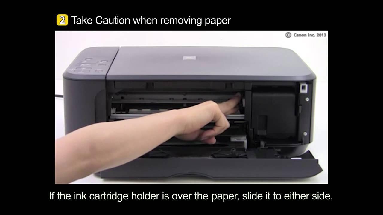canon mx726 manual paper jam