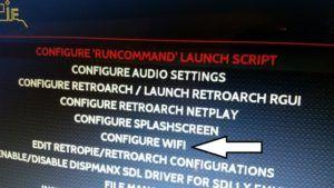 manual retropie setup via ssh headless
