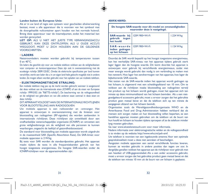 alcatel pixi 4 3.5 manual
