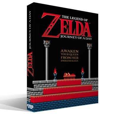 legend of zelda nes game manual
