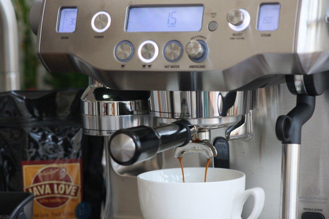 cafe roma espresso machine manual