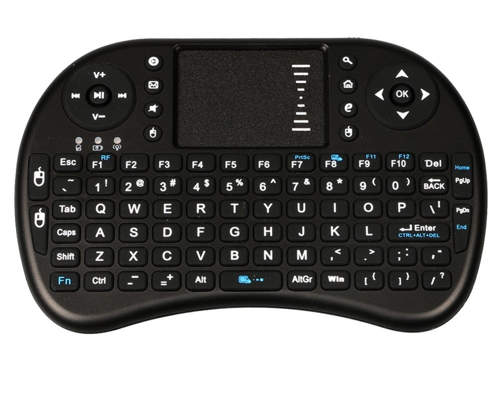 mini backlit keyboard with touchpad manual