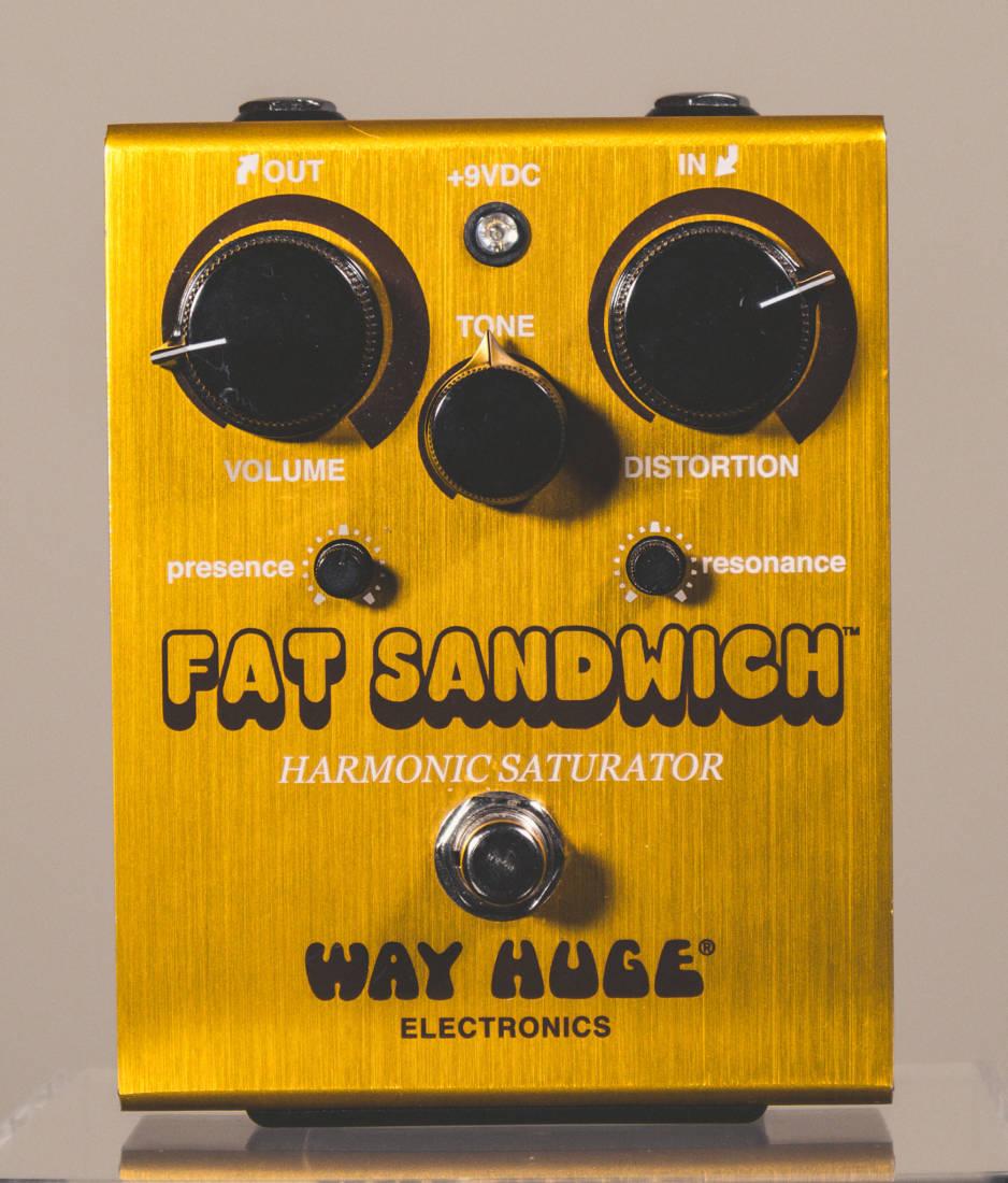 way huge fat sandwich manual