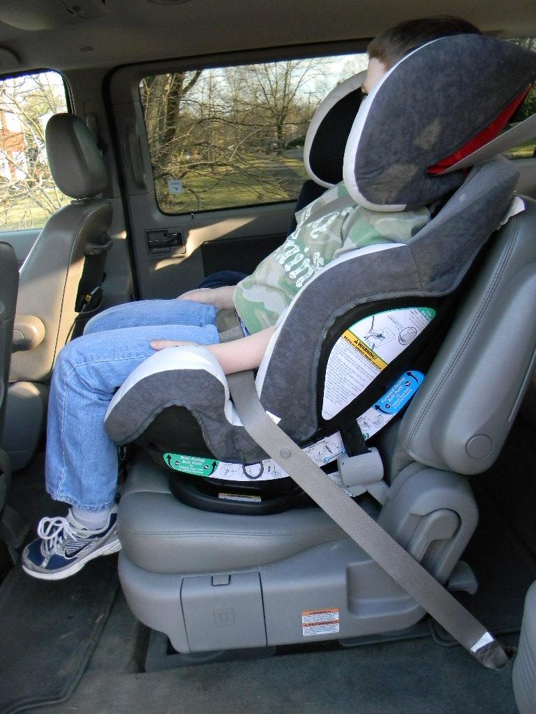 evenflo triumph lx convertible car seat manual