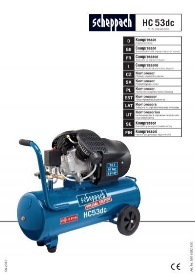 infa secure kompressor 4 manual