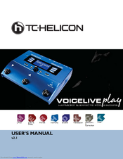 voicelive touch 2 manual double