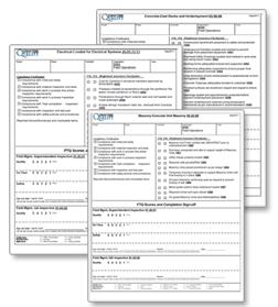 manual handling site audit checklist