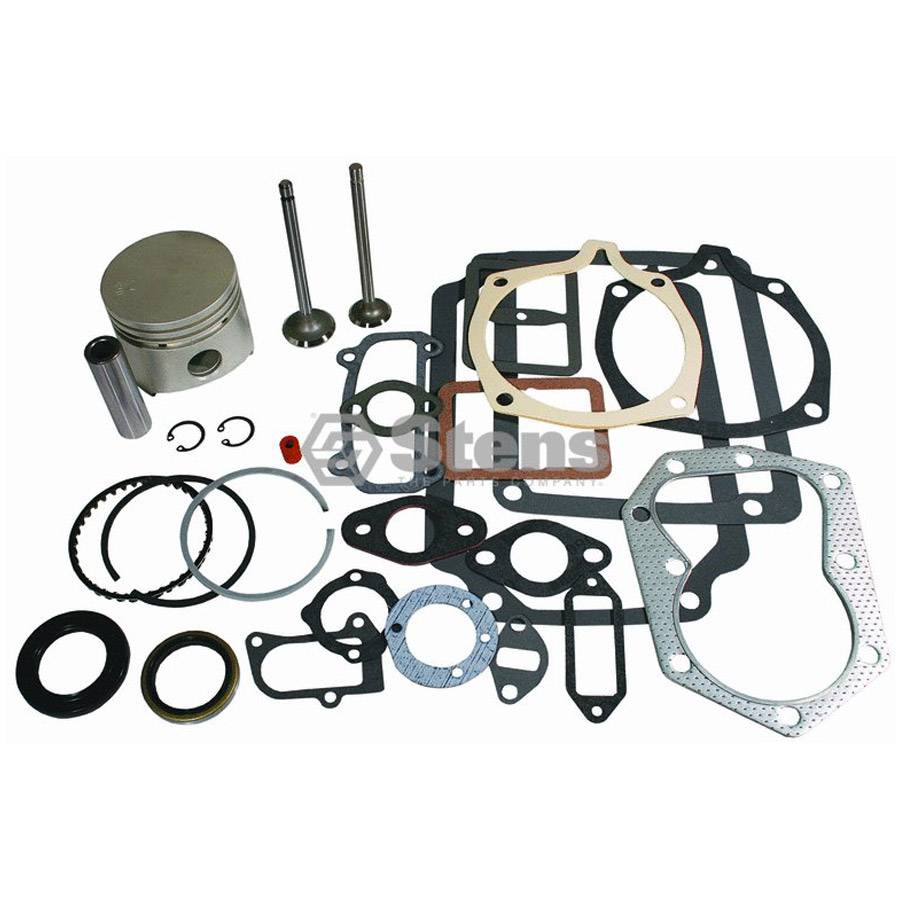 briggs and stratton oil removal kit manual