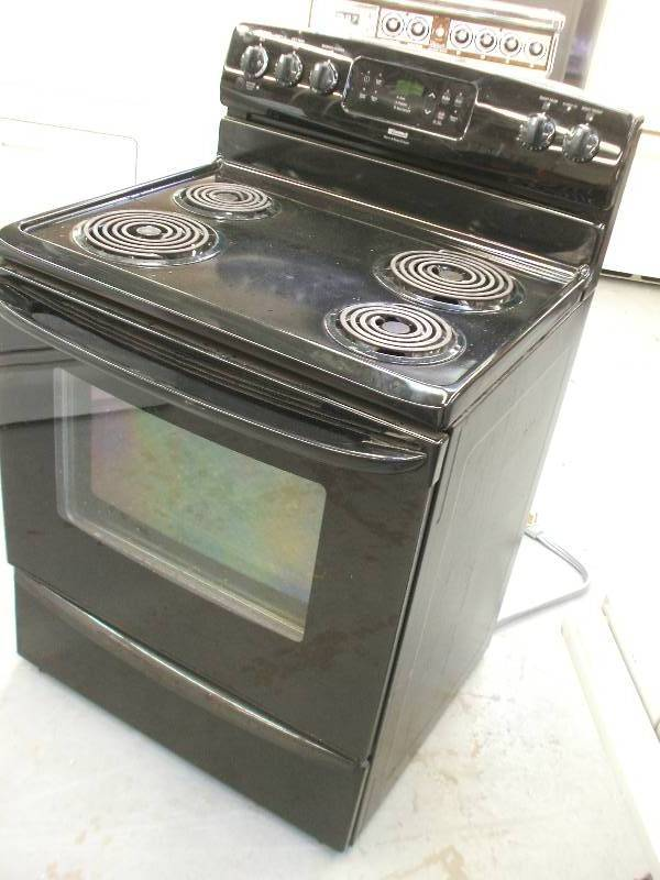 kenmore self cleaning oven directions manual