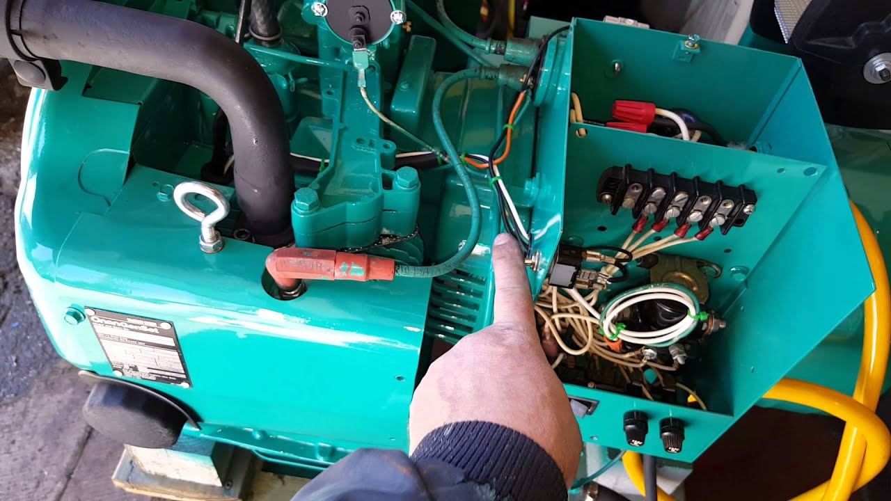 blue max generator 4000 manual