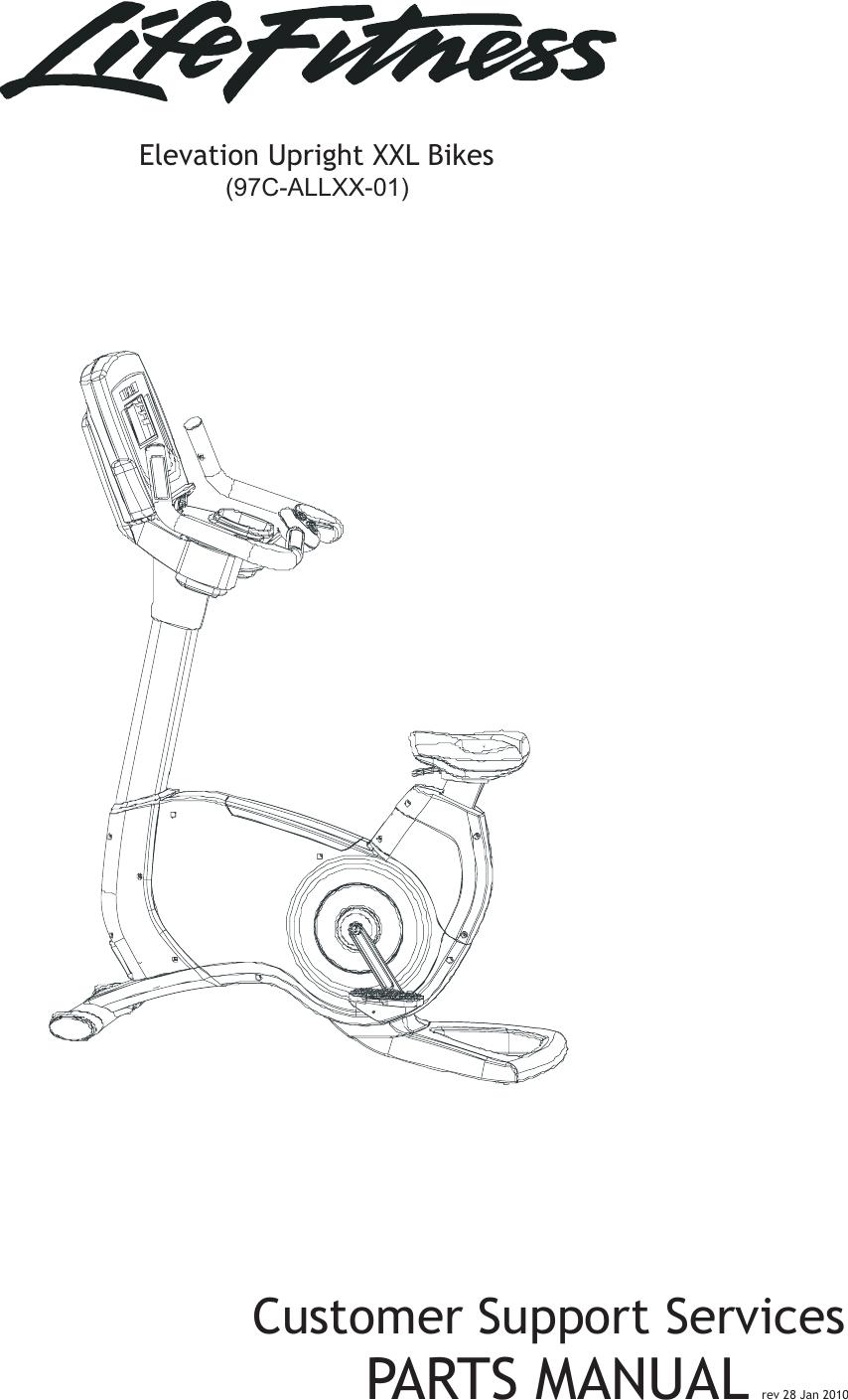 lifespan e1 exercise bike manual