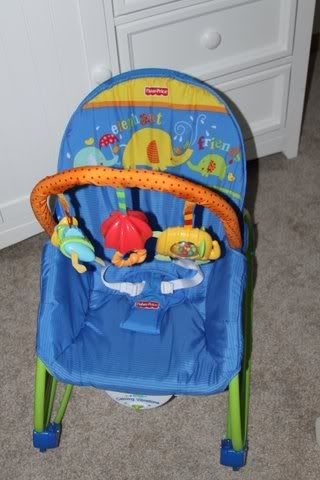 fisher-price infant-to-toddler rocker elephant friends manual