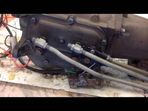 chevy 3 speed manual transmission rebuild
