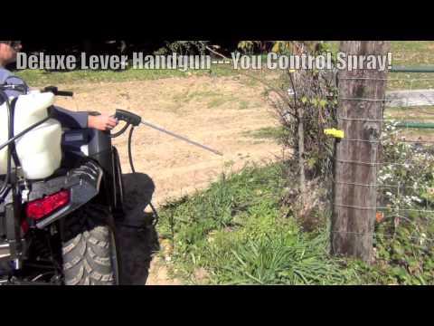 county line 25 gallon sprayer manual