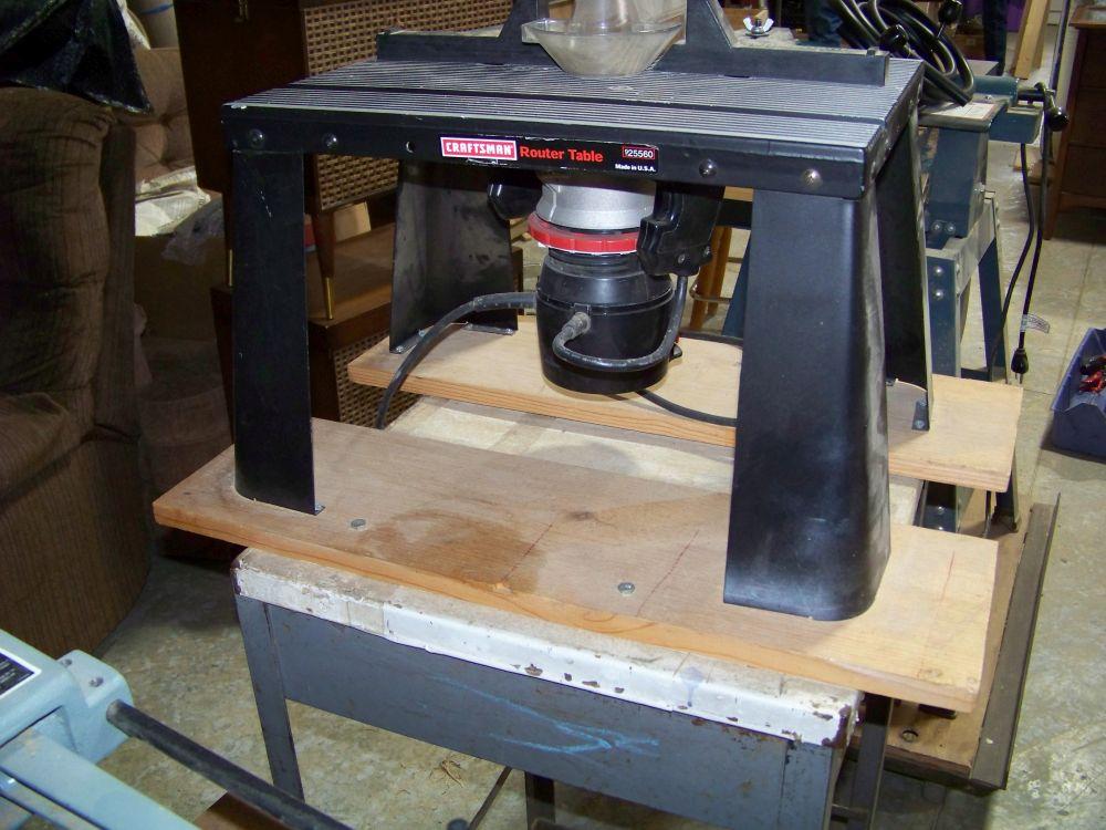 craftsman 1 1 2 hp router manual