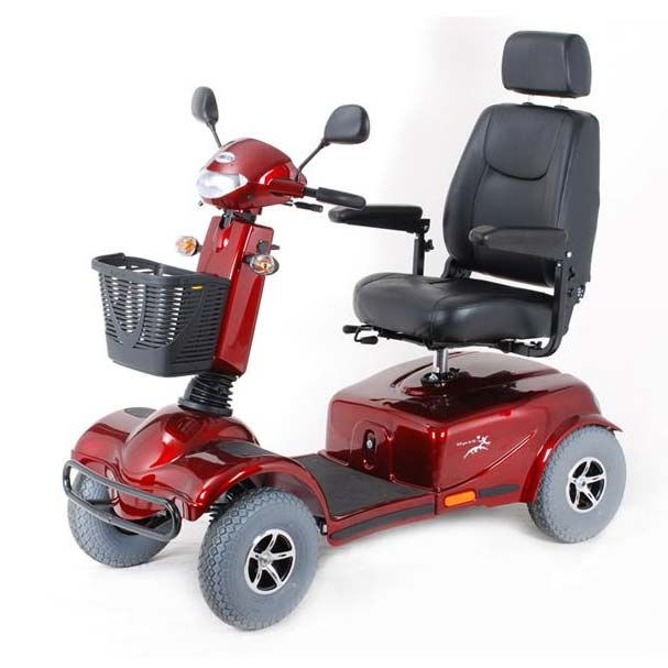 dva guidelines for power assisted manual wheelchairs