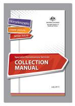 specialist homelessness services collection manual