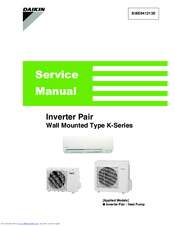 daikin inverter air conditioning user manual