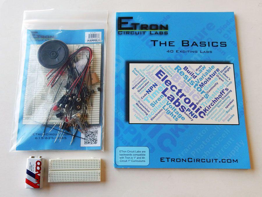 clip circut electro lab manual