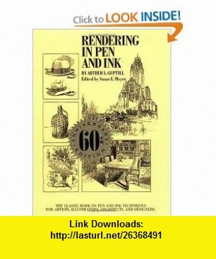 manual of rendering with pen and ink pdf