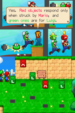 mario and luigi partners in time manual usa