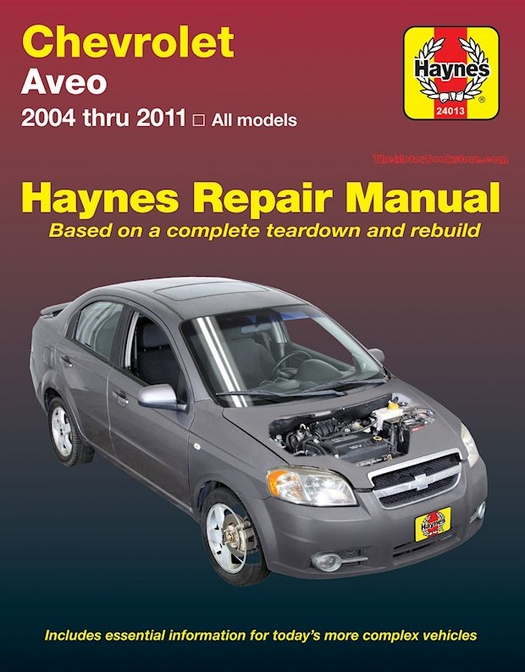 online repair manuals for chevy