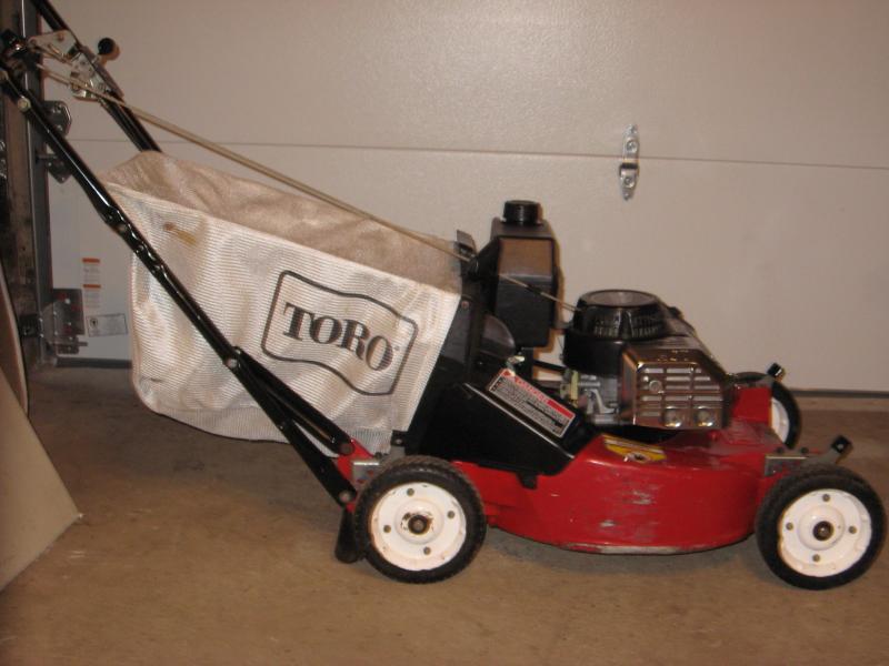 parklander 4 stroke mower manual