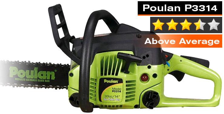 poulan es400 electric chainsaw manual