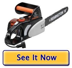 remington 3.0 electric chainsaw manual