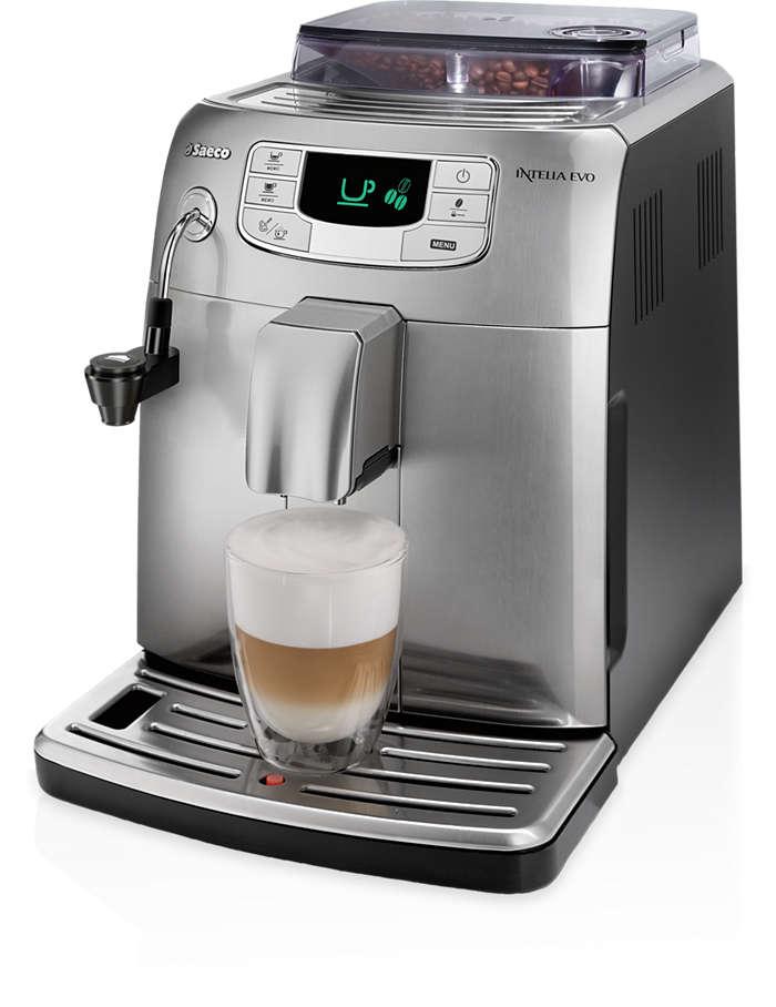saeco intelia superautomatic espresso machine manual