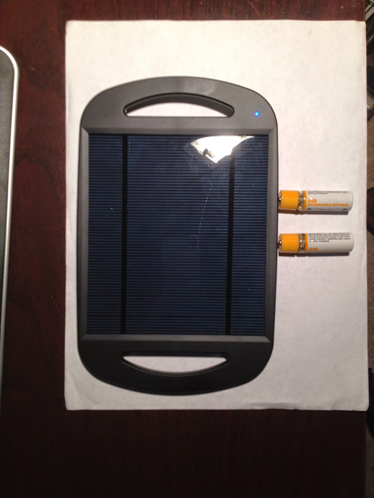 solio bolt solar charger instruction manual