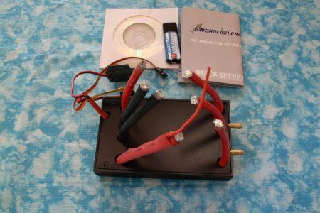 swordfish pro 300a esc manual